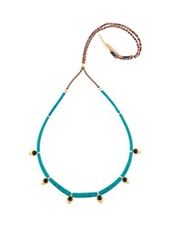 Lizzie Fortunato Jewels 'Simple' Necklace Blue