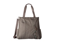 Haiku Wisdom Work Tote Cactus Tote Handbags Green