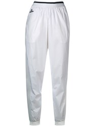 Adidas By Stella Mccartney Track Trousers White