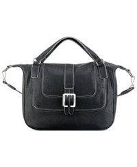 Nine West Lush Life Satchel Black