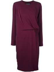 By Malene Birger 'Acarmar' Dress Pink And Purple