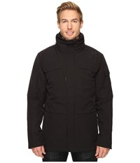 Obermeyer Sequence System Jacket Black Men's Coat