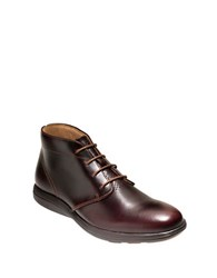 Cole Haan Grand Tour Leather Chukka Boots Woodbury