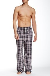 Psycho Bunny Woven Lounge Pant Gray