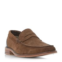 Howick Righteous Classic Smart Loafers Brown