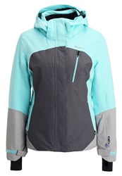 Brunotti Jarezzo Snowboard Jacket Blue Mint Light Blue