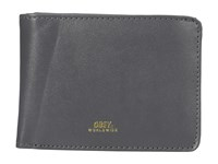 Obey Gentry Bi Fold Wallet Grey Wallet Handbags Gray