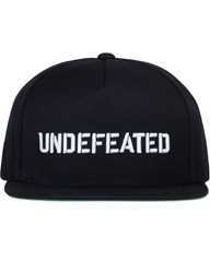 Undefeated Stencil Cap