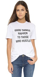 Style Stalker Good Things Tee White