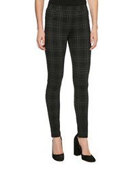 Sanctuary Abbey Plaid Grease Leggings