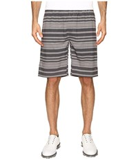 Travis Mathew Mott Heather Quiet Shade Men's Shorts Gray