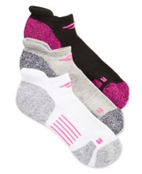 Ideology Women's 3 Pk. Terry Cushion Socks Only At Macy's Multi White