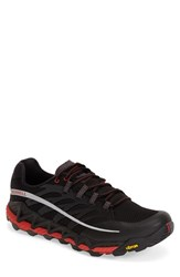 Men's Merrell 'All Out Peak' Trail Running Shoe Black Molten Lava