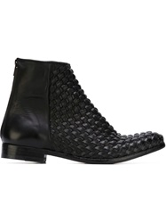 The Last Conspiracy 'Ingaborg' Boots Black