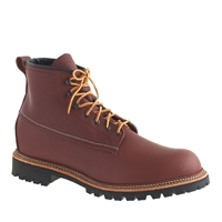Red Wing For J.Crew Ice Cutter Boots Red Otter Tail
