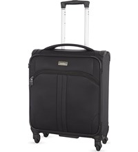 Antler Aire C1 Four Wheel Cabin Case 55Cm Black