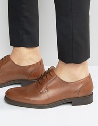 Selected Homme Oliver Derby Shoes Tan