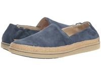 Born Castries Blue Distressed Women's Slip On Shoes