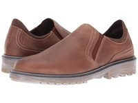 Naot Footwear Manyara Saddle Brown Leather Oily Brown Nubuck Men's Shoes