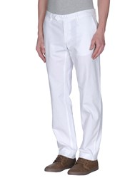 Love Moschino Trousers Casual Trousers Men White