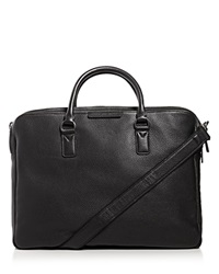 Marc By Marc Jacobs Classic Leather Briefcase Black