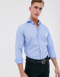 Selected Homme Slim Fit Shirt Blue