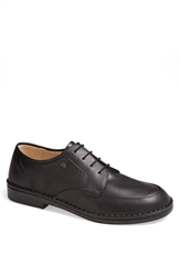 Finn Comfort 'Hilversum' Apron Toe Derby Men Black