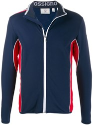 Rossignol Medaille Zipped Jacket Blue