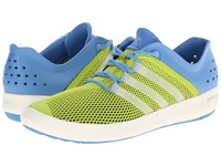 Adidas Outdoor Climacool Boat Pure Semi Solar Yellow Chalk White Lucky Blue Men's Shoes Green