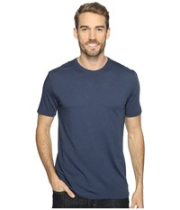 Royal Robbins Go Everywhere Tee Navy Men's T Shirt