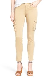 Women's Mavi Jeans 'Juliette' Cargo Stretch Twill Ankle Pants
