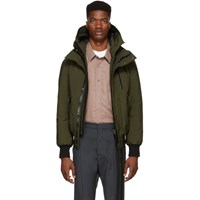 Mackage Green Denton Down Coat