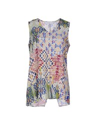 Anonyme Designers Topwear Tops Women Blue