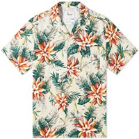 Penfield Gonzales Floral Vacation Shirt Multi