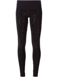 Philipp Plein 'Iconic' Leggings Black