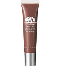 Origins Drink Up Hydrating Lip Balm Cinnamon Surge