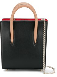 Christian Louboutin Nano Paloma Crossbody Bag Black