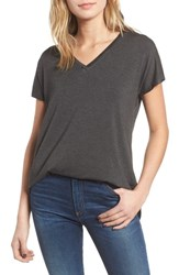 Amour Vert Liv Dolman Tee Anthracite