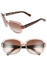 Women's Bobbi Brown 'The Evelyn' 63Mm Square Sunglasses