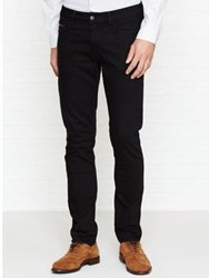 Calvin Klein Slim Straight Fit Jeans Stay Black
