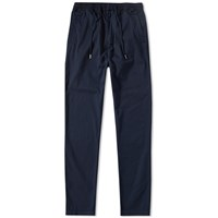 Folk Drawcord Trouser Blue