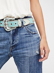 Streets Ahead Studded Cowboy Belt By