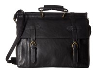 Scully Bradley Overnight Workbag Black Bags