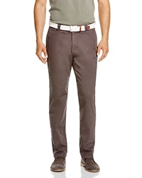 The Men's Store At Bloomingdale's Brushed Cotton Regular Fit Pants