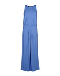 Siste's Siste' S Long Dresses Pastel Blue