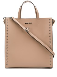Marc Ellis Stud Embellished Shopper Tote 60