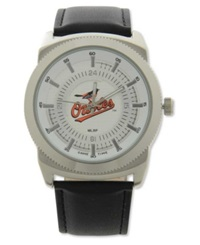 Game Time Pro Men's Baltimore Orioles Vintage Watch