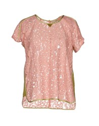 Scee By Twin Set Blouses Pink