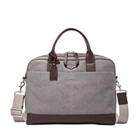 Fossil Mbg9273020 Mens Crossbody Bag Grey