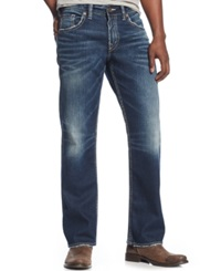 Silver Jeans Gordie Loose Fit Straight Leg Jeans